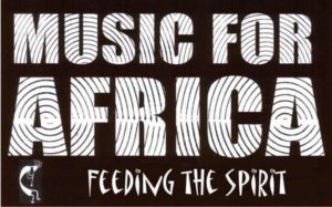 MUSIC FOR AFRICA GRAPHIC RENDERING
