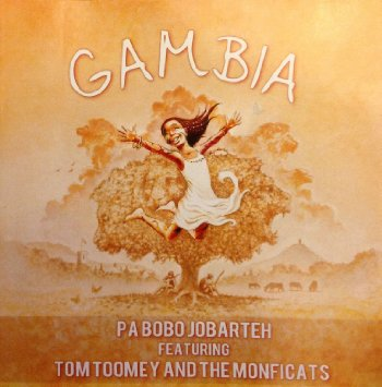 TOOMEY GAMBIA CD